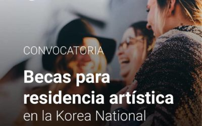 Becas para Residencia Artística en Korea