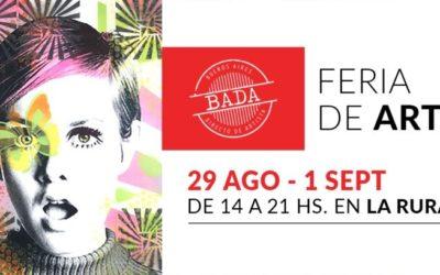 Vuelve BADA, la gran feria de arte boutique de argentina