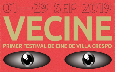Se viene VECINE, el Festival de Cine de Villa Crespo