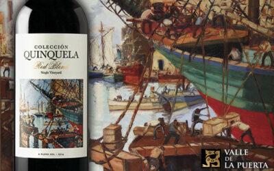Colección Quinquela: el vino argentino que suma puntos en el mundo