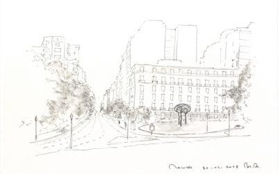Pablo Reinoso inaugura Aires de Buenos Aires,  su nueva escultura en Plaza Ramón Cárcano