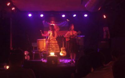 En lo oscuro me siento mejor – Sofía Viola & Camila Vaccaro en Plasma
