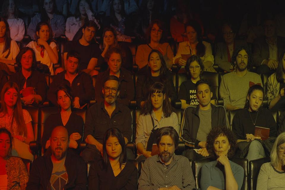 """""""El Público"""": Una película sobre los espectadores"""