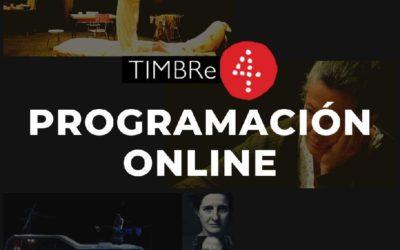 Teatro Online en tiempos de cuarentena