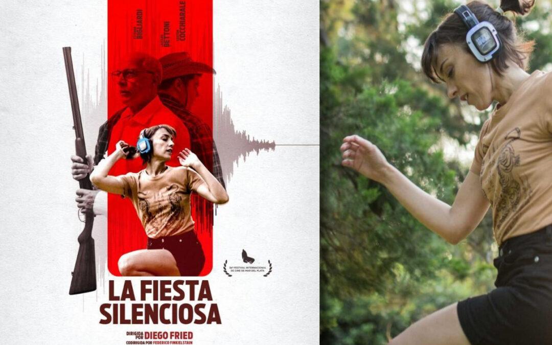 """Se estrena """"La fiesta silenciosa"""" de Diego Fried por Cine.ar PLAY y TV"""