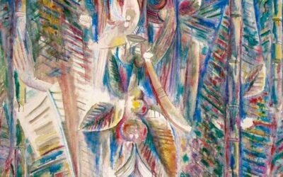 Subastarán una de las mayores colecciones de arte latinoamericano