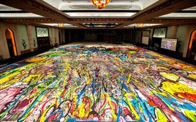 El lienzo más grande del mundo