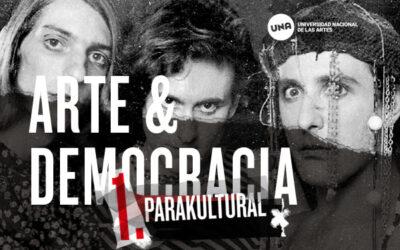 Presentación de la serie documental Arte y Democracia