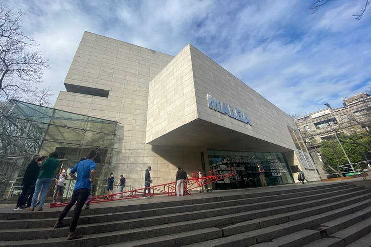 apertura de museos