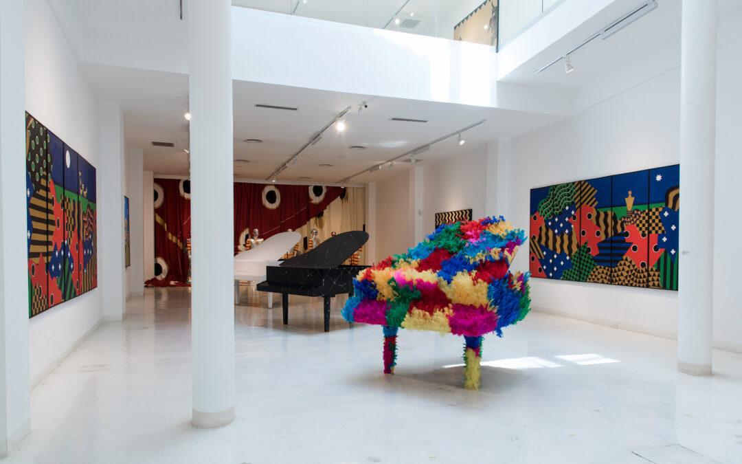 Exposición homenaje a los 50 años de trayectoria de los artistas Juan Stoppani y Jean Yves Legavre en MARCO La Boca