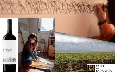 Artist's Collection, una audaz propuesta de la Bodega Riojana Valle de la Puerta.