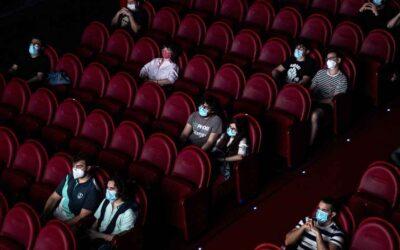 Reapertura de cines: primer avance oficial respecto al protocolo presentado