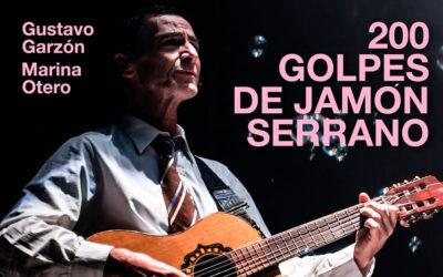 Obras en cartel: 200 Golpes de Jamón Serrano