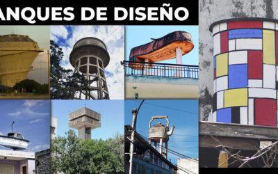 Secretos urbanos: Tanques de Agua de diseño