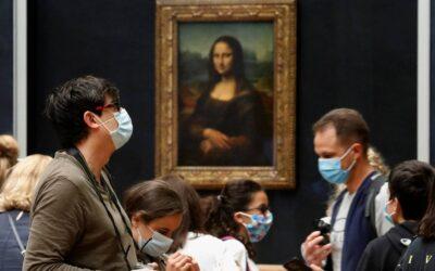 La visita a los museos del mundo cayó un 77 por ciento en el 2020