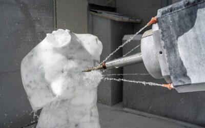 De Miguel Ángel a robots: los talleres de escultura de Italia cambian de paradigma
