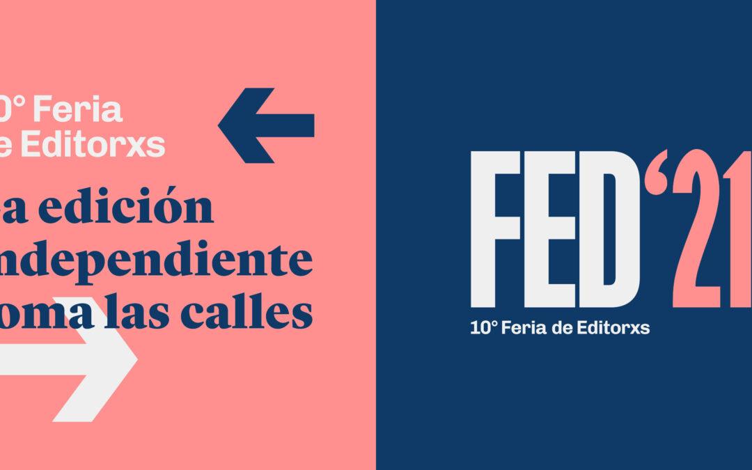 Feria de Editores: presencial y al aire libre, con 200 editoriales