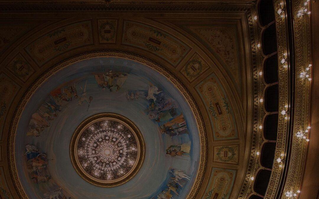 Volver a ver danza sobre el escenario del Teatro Colón luego de una temporada cerrado por pandemia